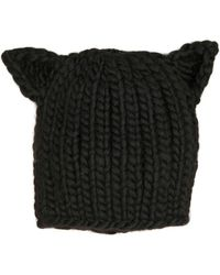 Eugenia Kim Felix Knit Beanie Hat with Cat Ears - Lyst