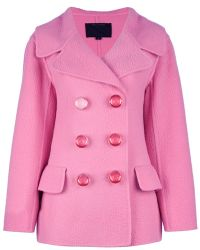 Marc Jacobs Peacoat - Lyst