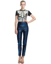 Mary Katrantzou Midnight Suit Trouser - Lyst