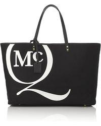McQ by Alexander McQueen Canvas Shopper - Lyst