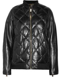 Mulberry - Quilted Leather Jacket - Lyst