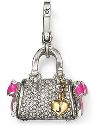 Juicy Couture | Crystal Daydreamer Charm | Lyst