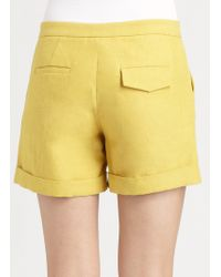 Boy by Band of Outsiders - Cuffed Shorts - Lyst