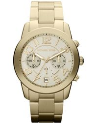 Michael Kors Ladies Sport Watch - Lyst
