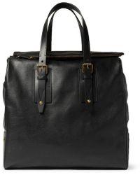 Belstaff - Dorchester Leather Tote Bag - Lyst