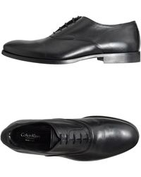 CALVIN KLEIN 205W39NYC - Laceup Shoes - Lyst