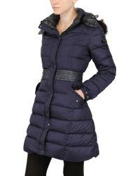 Tatras - Caretta Hooded Nylon Down Jacket - Lyst