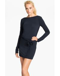 Haute Hippie Uback Dress - Lyst