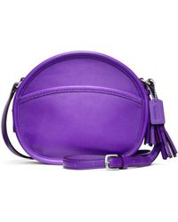 Coach Legacy Leather Canteen Bag - Lyst
