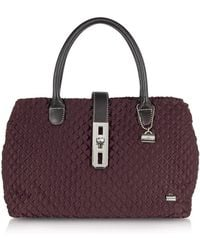 La Bagagerie - Small Quilted Tote Bag - Lyst