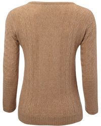 NW3 by Hobbs - Red Oak Cable Jumper - Lyst