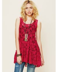 Free People Fp One Emily Slip - Lyst