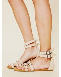 Free People Cape Sandal - Lyst