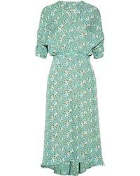 Tucker - Market Printed Silkgeorgette Dress - Lyst