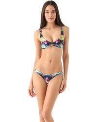 Zimmermann The Vase Scoop Bikini - Lyst