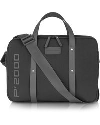 Porsche Design - Double Handle Nylon Briefcase - Lyst