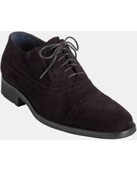 Cole Haan Air Stanton Cap Toe Oxford - Lyst