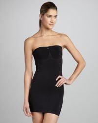 La Perla Shapewear Dress Black - Lyst