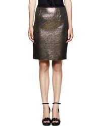 Tory Burch Brandy Skirt - Lyst