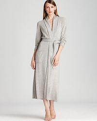 Ash Magaschoni Cashmere Long Robe Cardigan - Lyst