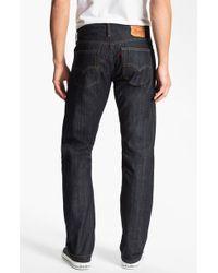 Levi's '514' Straight Leg Jeans blue - Lyst