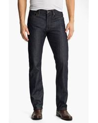 Lucky Brand 123 Heritage Slim Straight Leg Jeans - Lyst