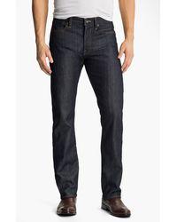 Lucky Brand 123 Heritage Slim Straight Leg Jeans - Lyst