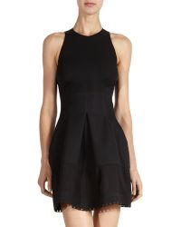 Balenciaga Tulip Dress - Lyst