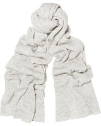 Duffy - Knitted Scarf - Lyst
