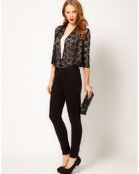 Coast - Amelia Lace Jacket - Lyst