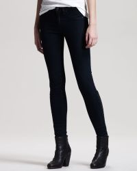 Rag & Bone Devi Denim Leggings - Lyst
