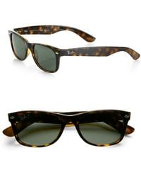Ray-Ban New Wayfarer Polar Sunglasses - Lyst