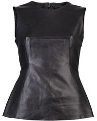 Alexander Wang Shell Top - Lyst