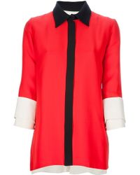 Marni Color Block Shirt - Lyst