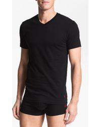 Polo Ralph Lauren Men'S Trim Fit V-Neck T-Shirt - Lyst