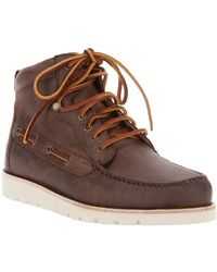 Polo Ralph Lauren B Leather Boot - Lyst