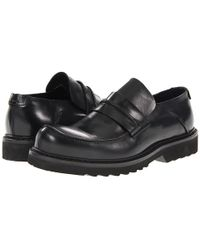 Costume National Loafer - Lyst