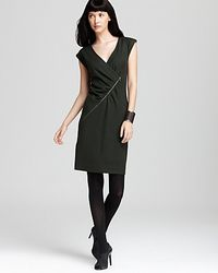 Marc By Marc Jacobs Fiona Dress with Zipper Details - Lyst