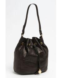 T Tahari 'Lily' Drawstring Shoulder Bag 103
