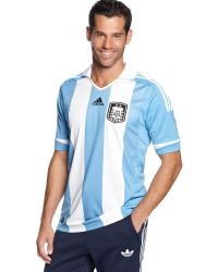 Adidas Climacool Argentina Home Jersey - Lyst