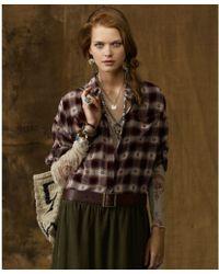 Denim & Supply Ralph Lauren Longsleeve Plaid Shirt - Lyst