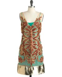 ModCloth Tracy Reese Art Decodence Dress - Lyst
