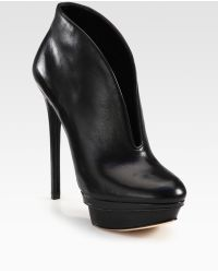 BRIAN ATWOOD Leather Ankle Boots hVL5Gt6m