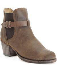 Rag & Bone Durham Boot Brown - Lyst