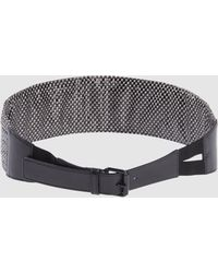 Balenciaga Belt gray - Lyst