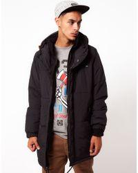 KR3W | Hooded Parka Coat | Lyst