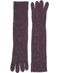 Polo Ralph Lauren Mid-lenght Gloves - Lyst