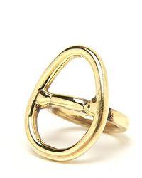 Anndra Neen - Geometric Ring - Lyst