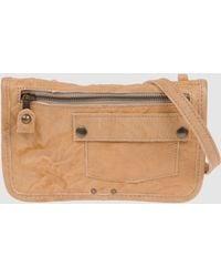 Corsia Medium Leather Bag - Lyst