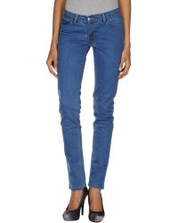 Ksubi Denim Trousers - Lyst